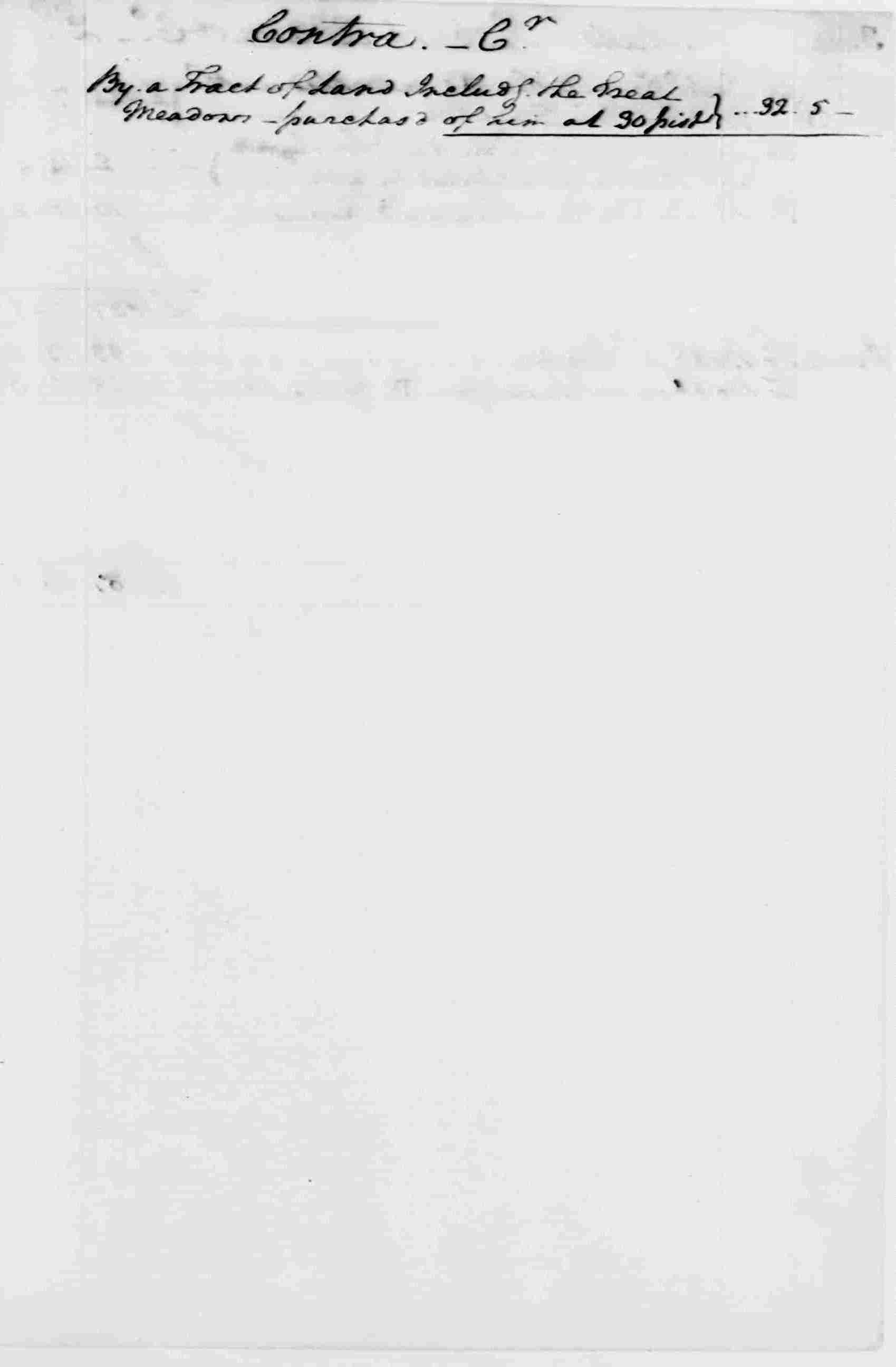 Ledger A, folio 348, right side