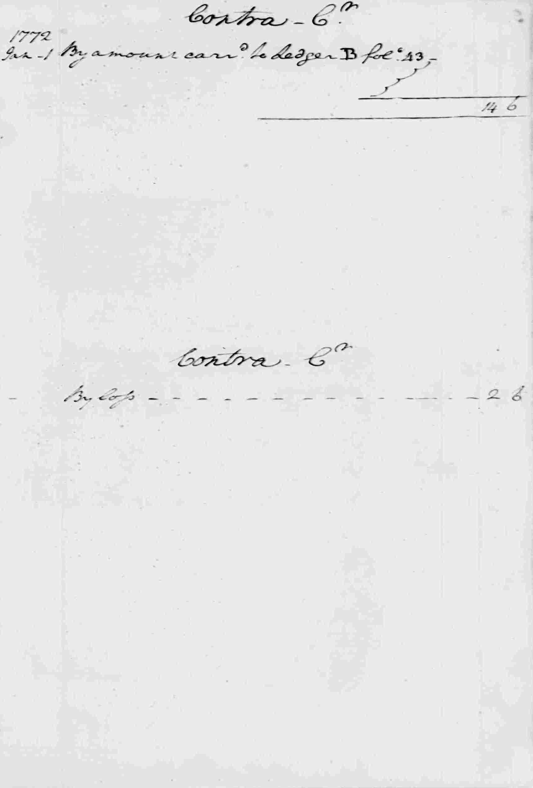 Ledger A, folio 353, right side