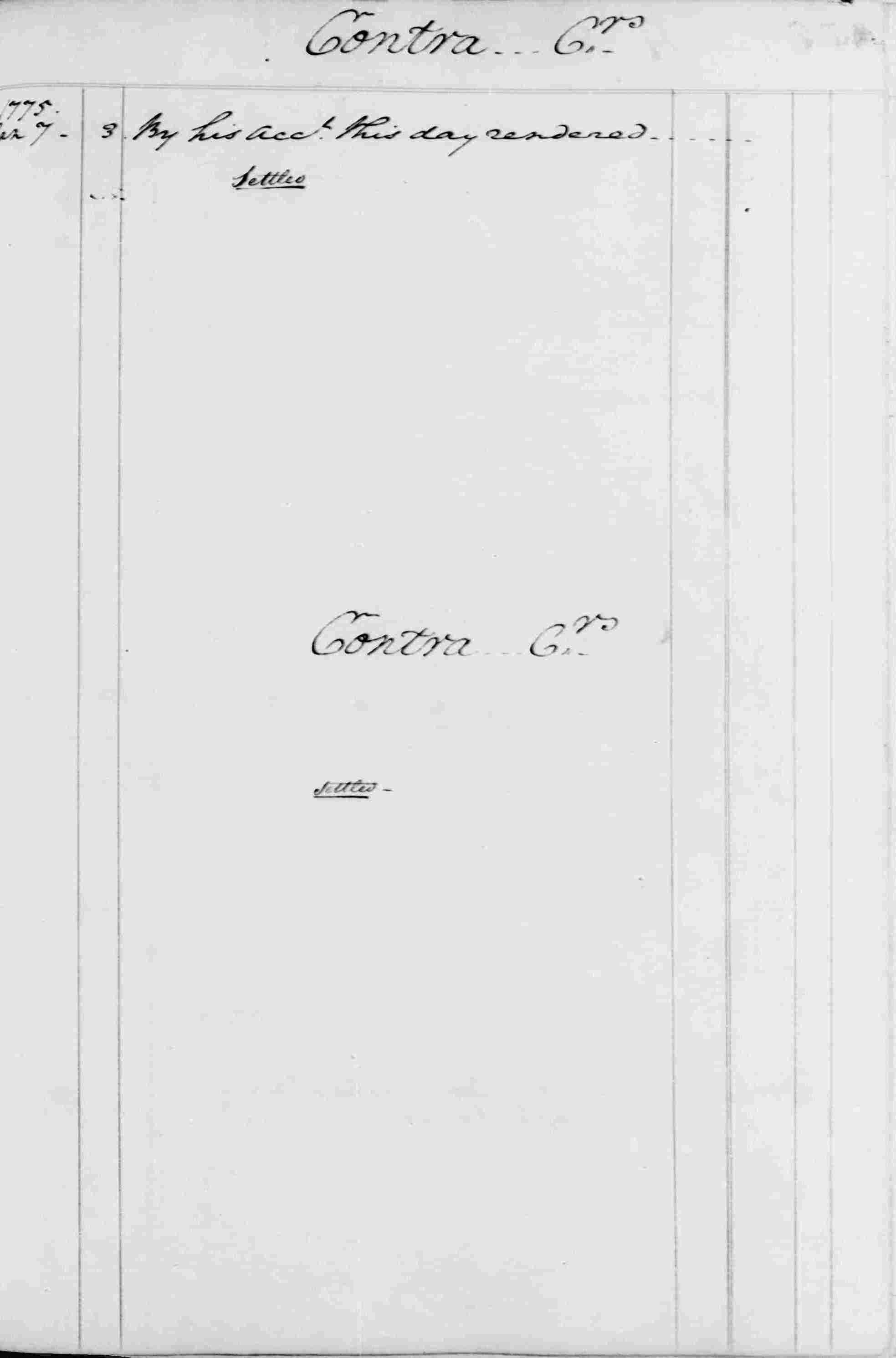 Ledger B, folio 103, right side