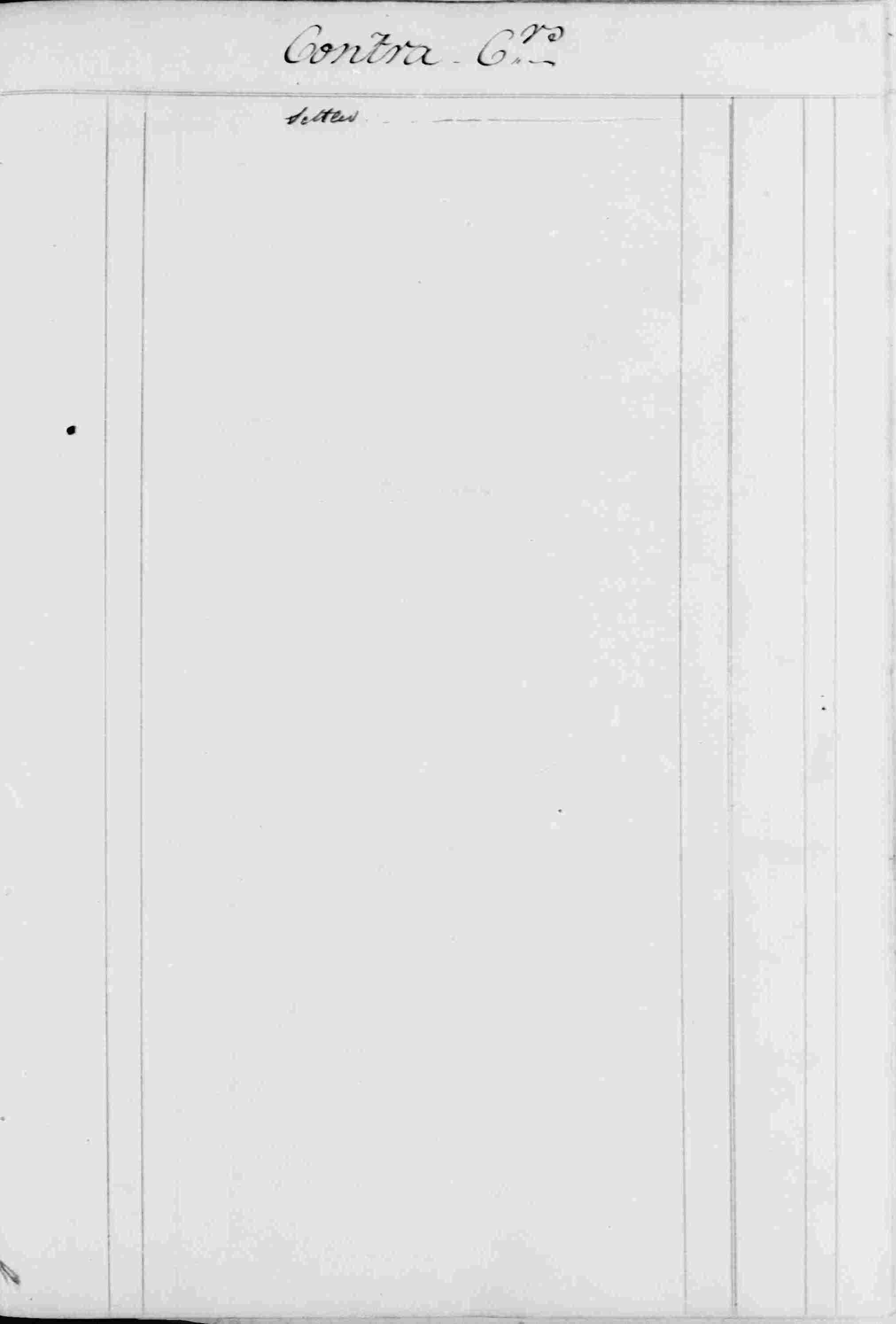 Ledger B, folio 15, side right