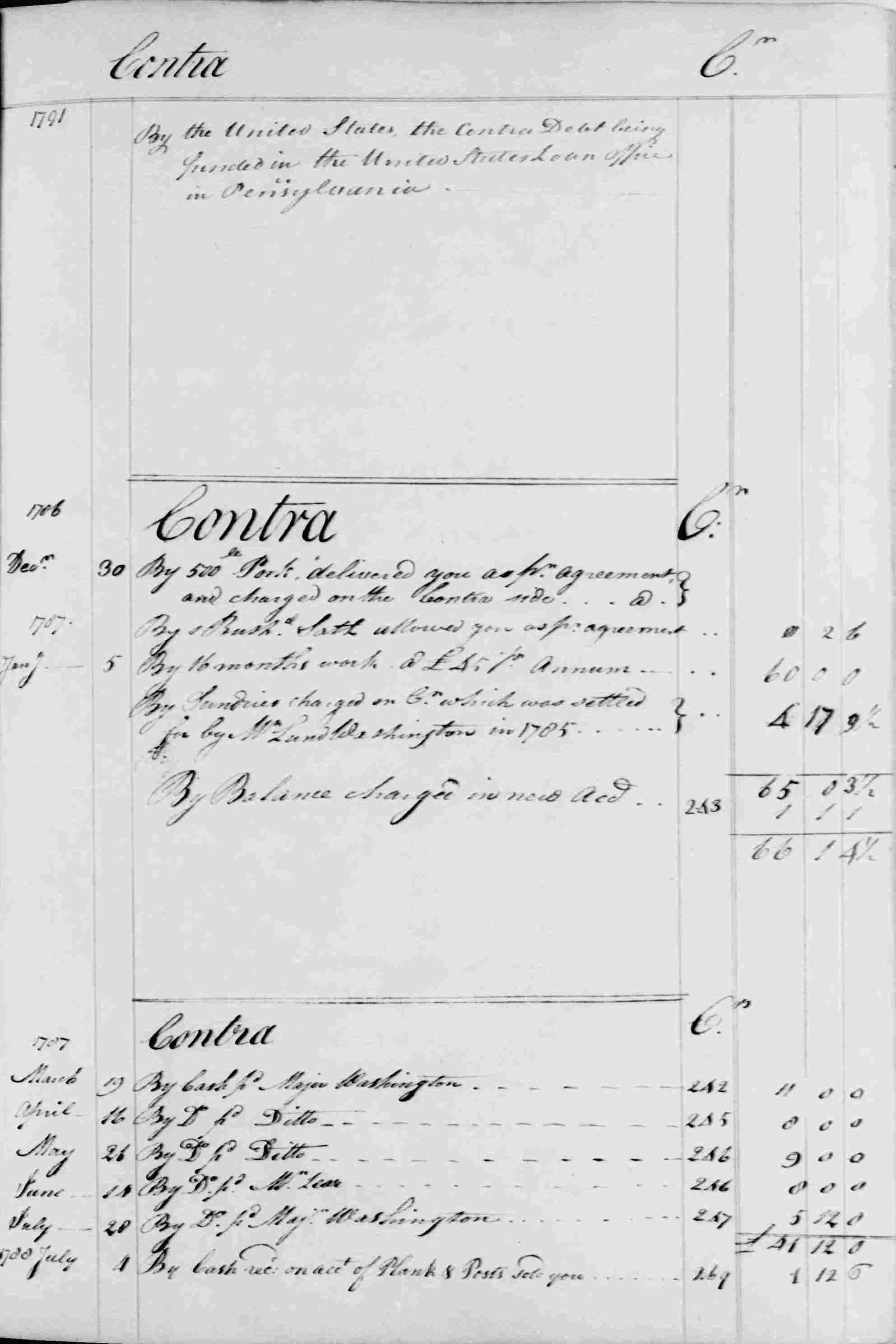 Ledger B, folio 239, right side