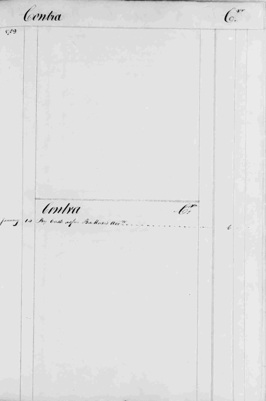 Ledger B, folio 282, right side