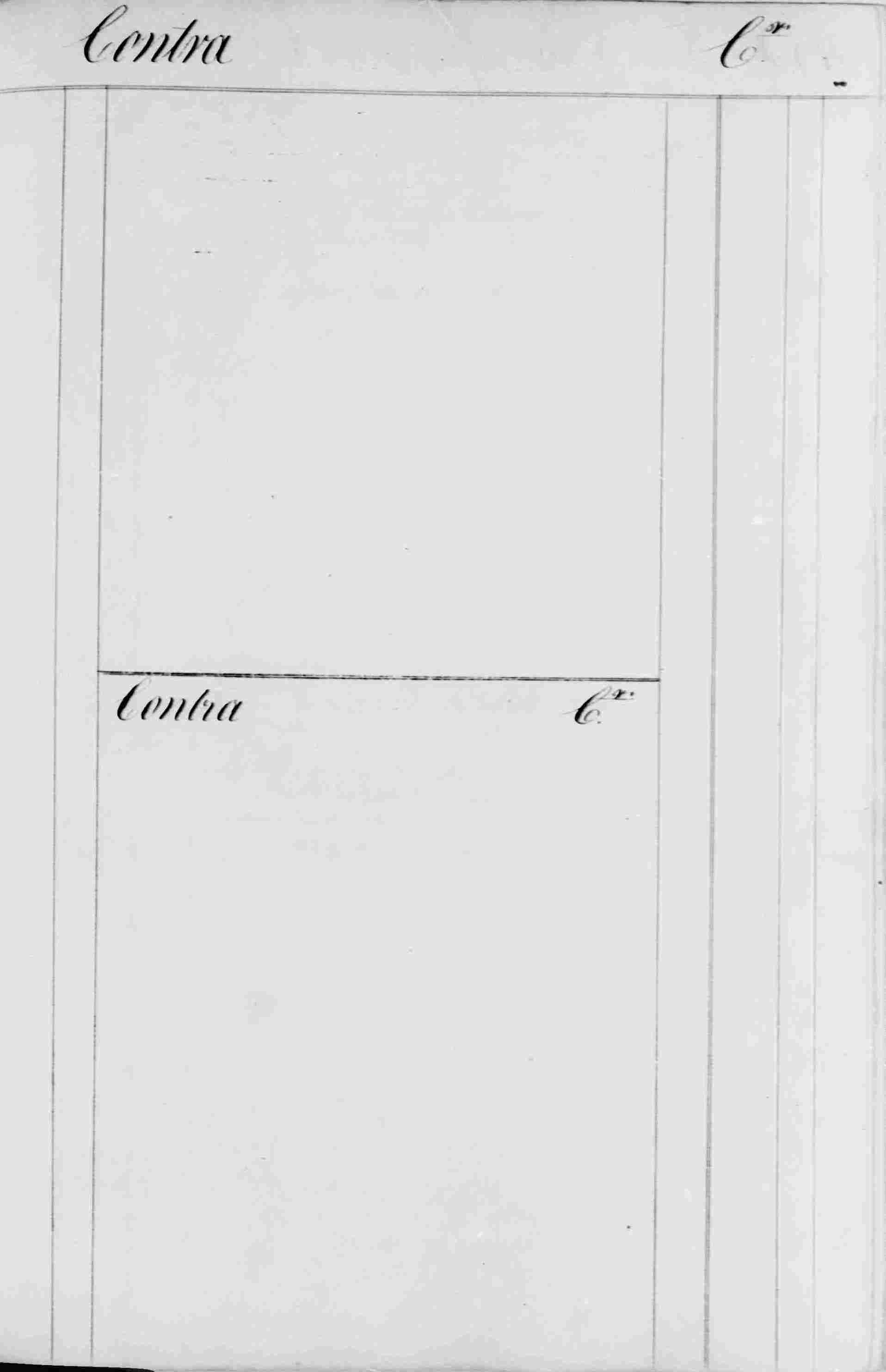Ledger B, folio 291, right side