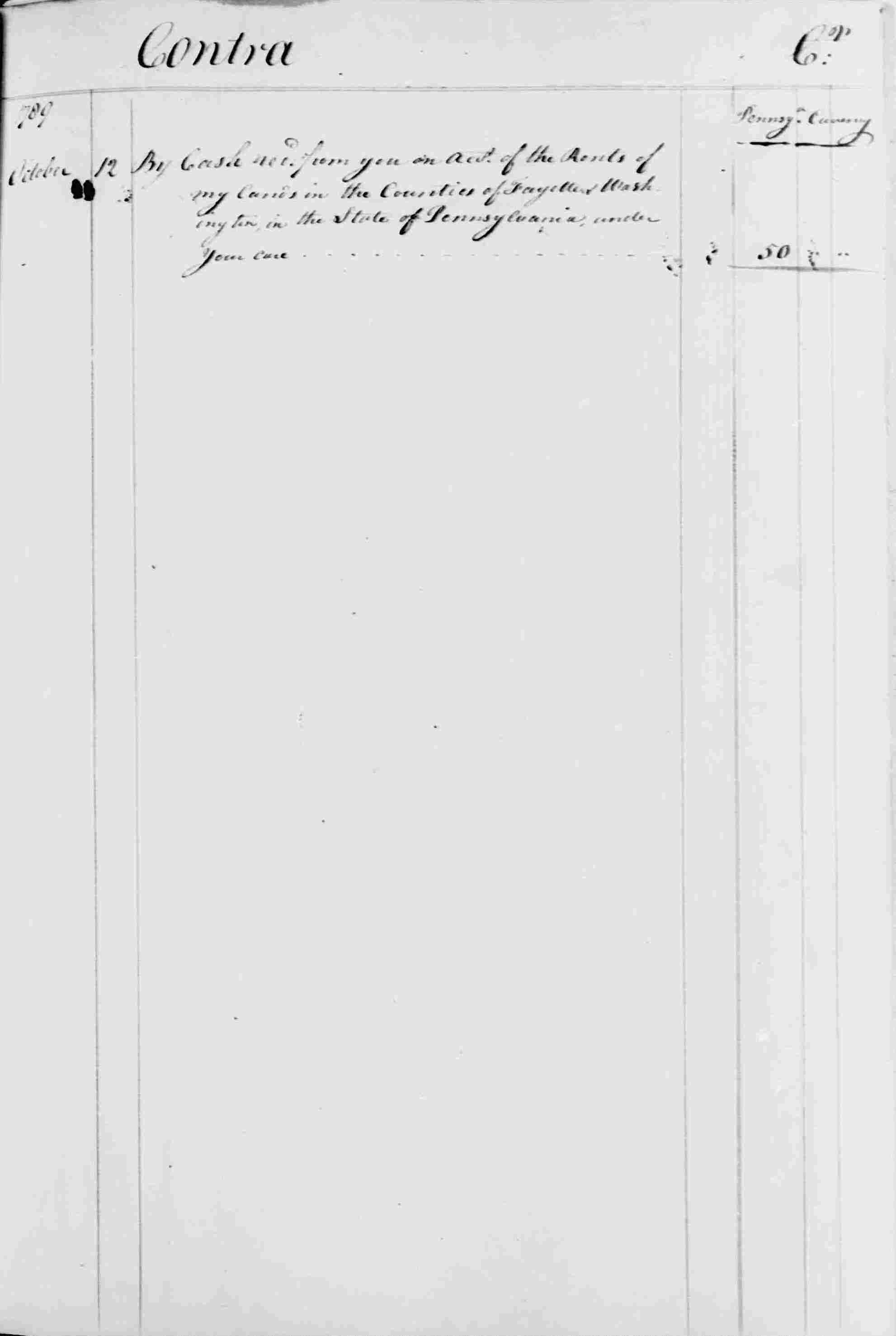 Ledger B, folio 363, right side