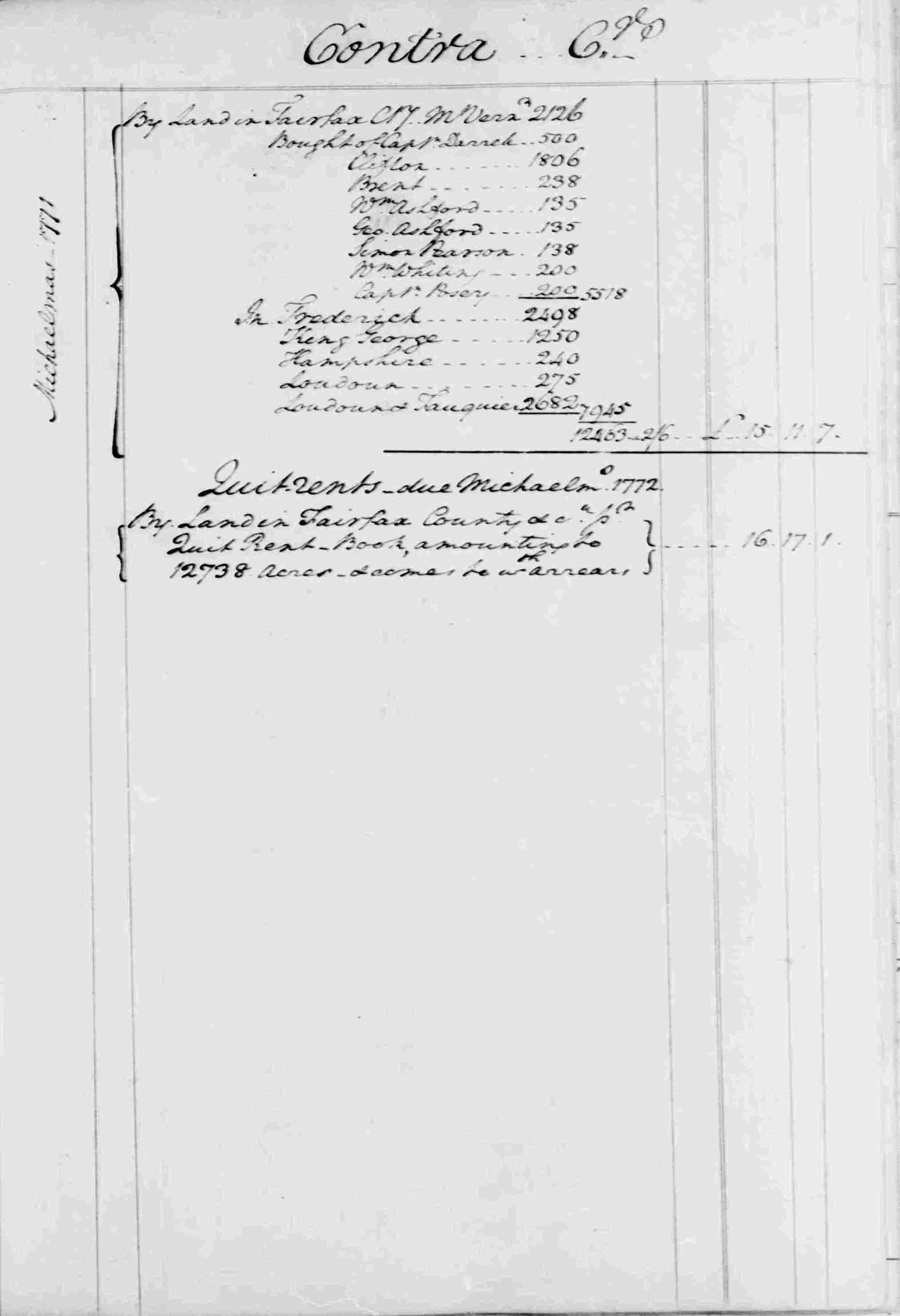 Ledger B, folio 53, right side