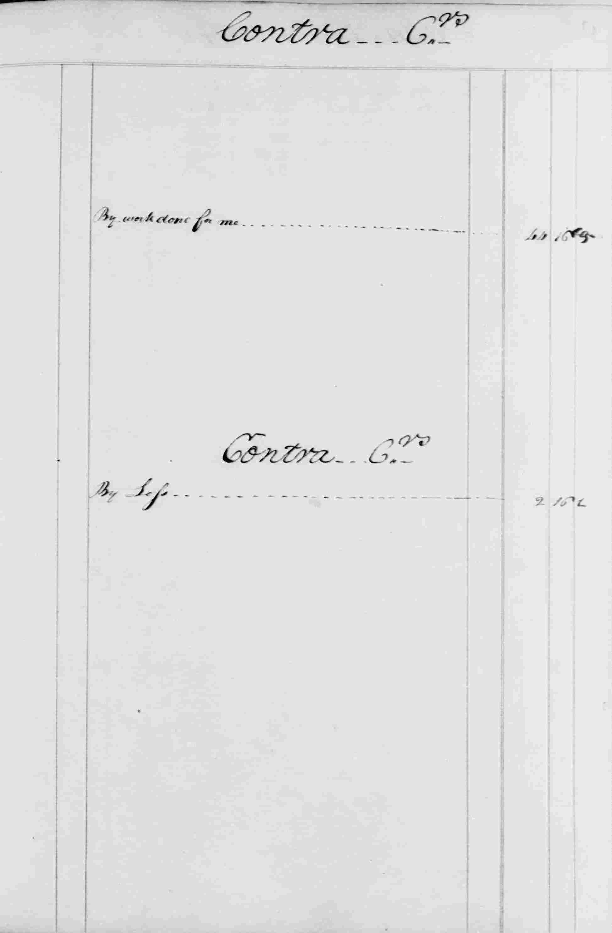 Ledger B, folio 94, right side
