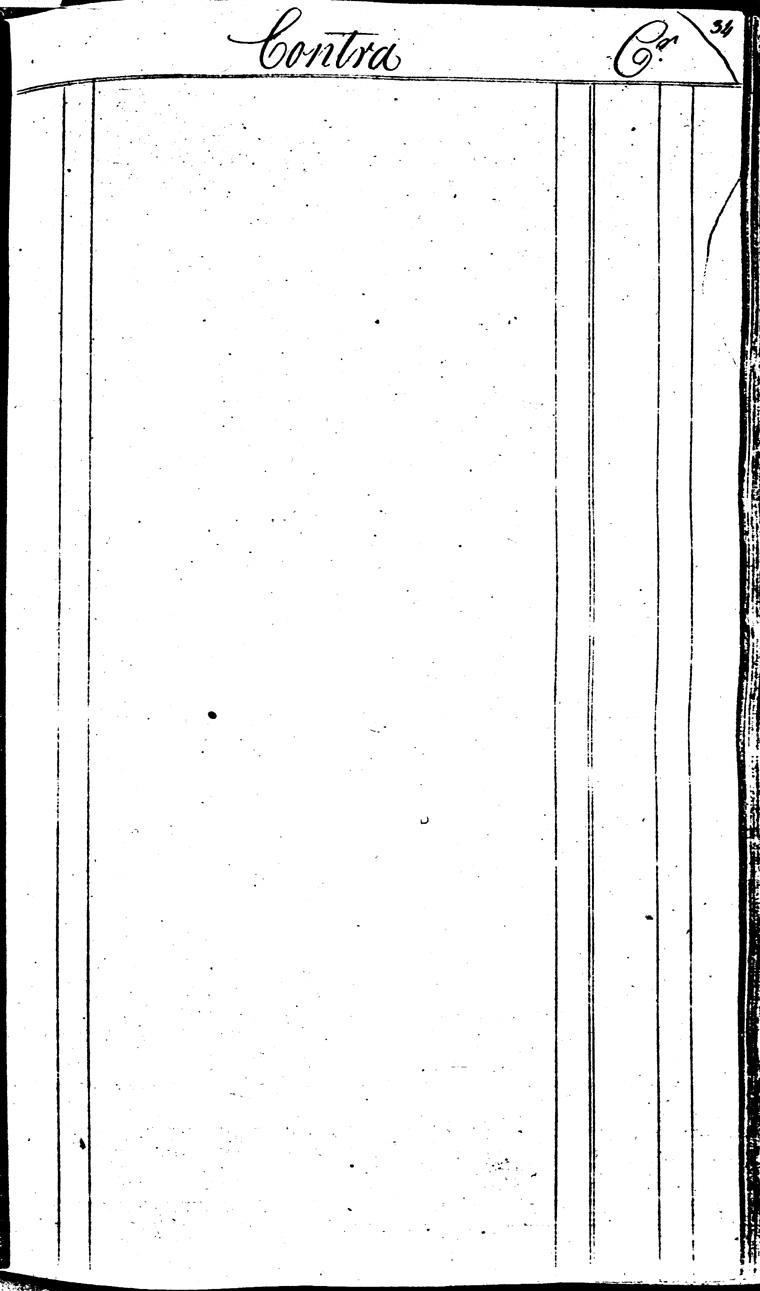 Ledger C, folio 34, right side