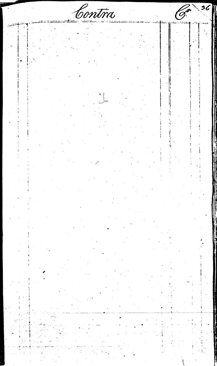 Ledger C, folio 36, right side