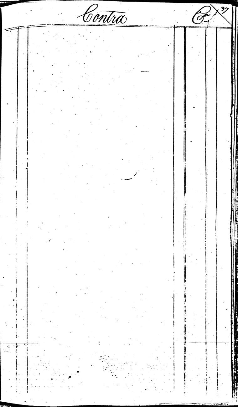 Ledger C, folio 37, right side