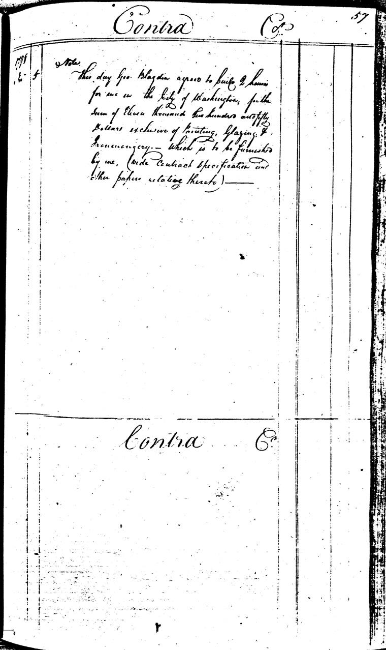 Ledger C, folio 57, right side